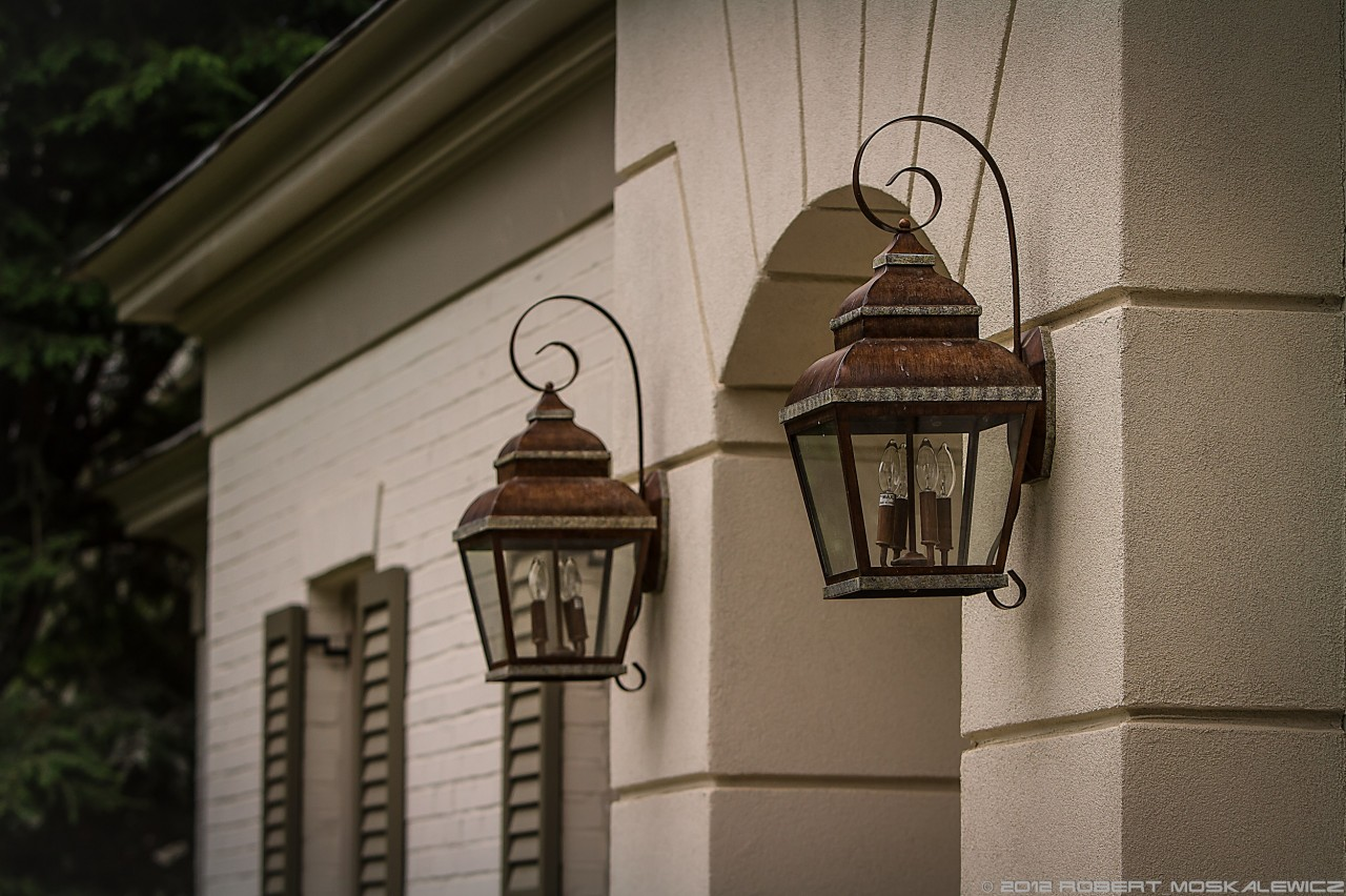 Entrance Sconces